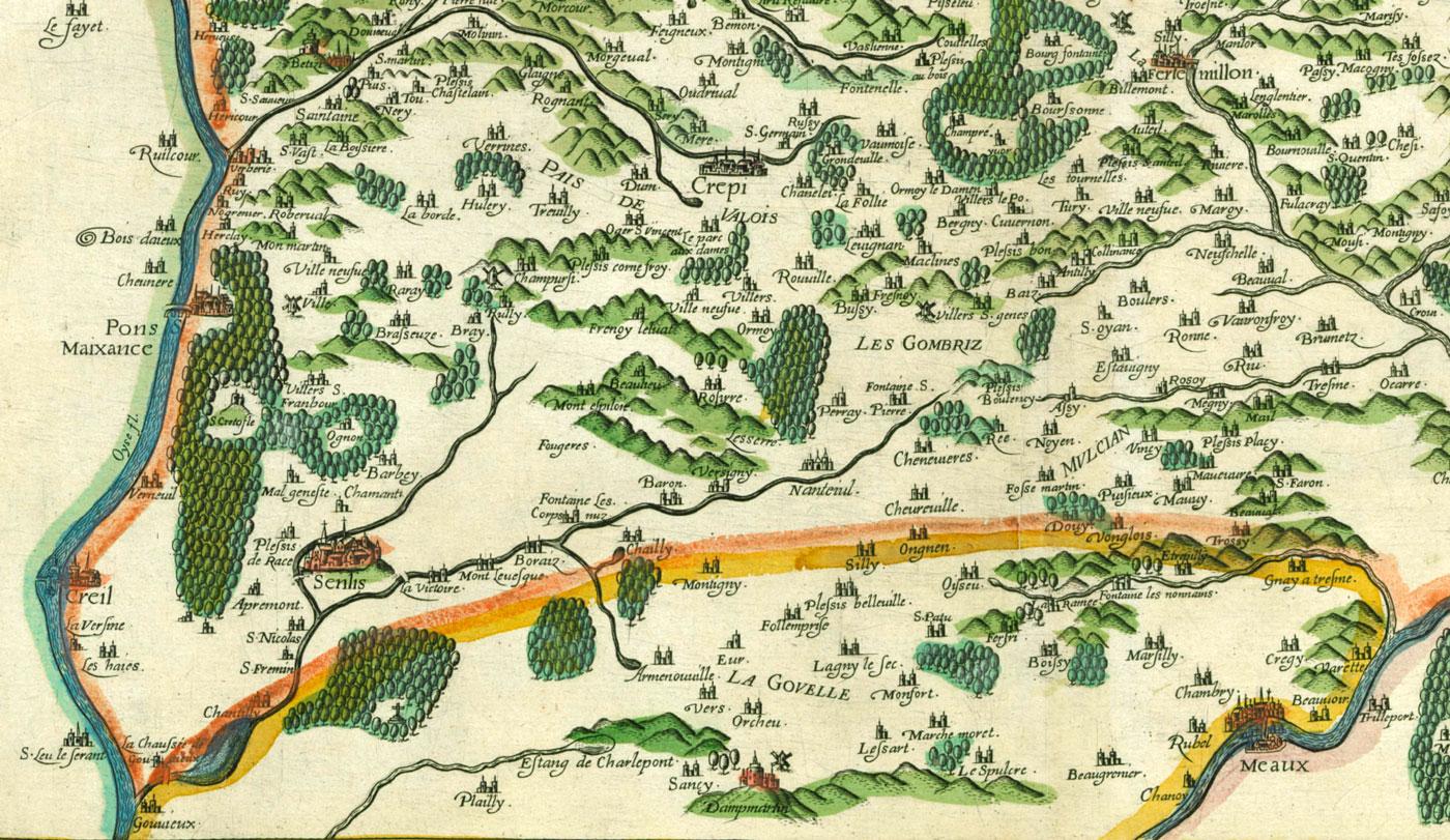 château de Versigny, circuit Marche du Valois, Aquilon Découverte, Aquilon, visites guidées
