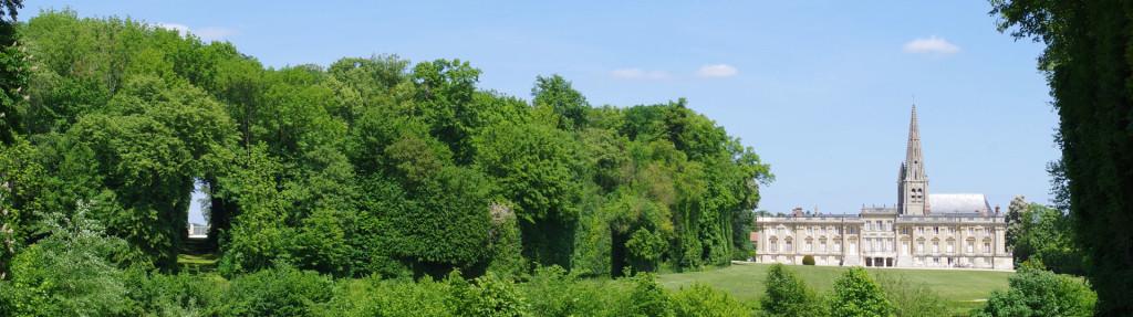 domaine de Versigny, château de Versigny, parc de Versigny, visite guidée, Aquilon Découverte