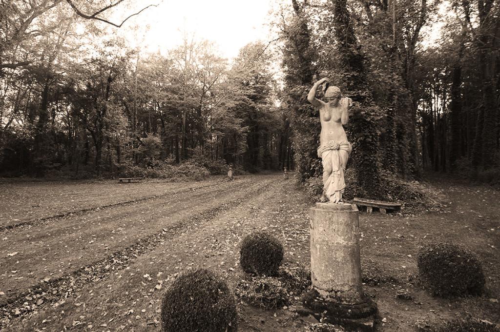 château de Versigny, parc et domaine, visites guidées, Aquilon Découverte