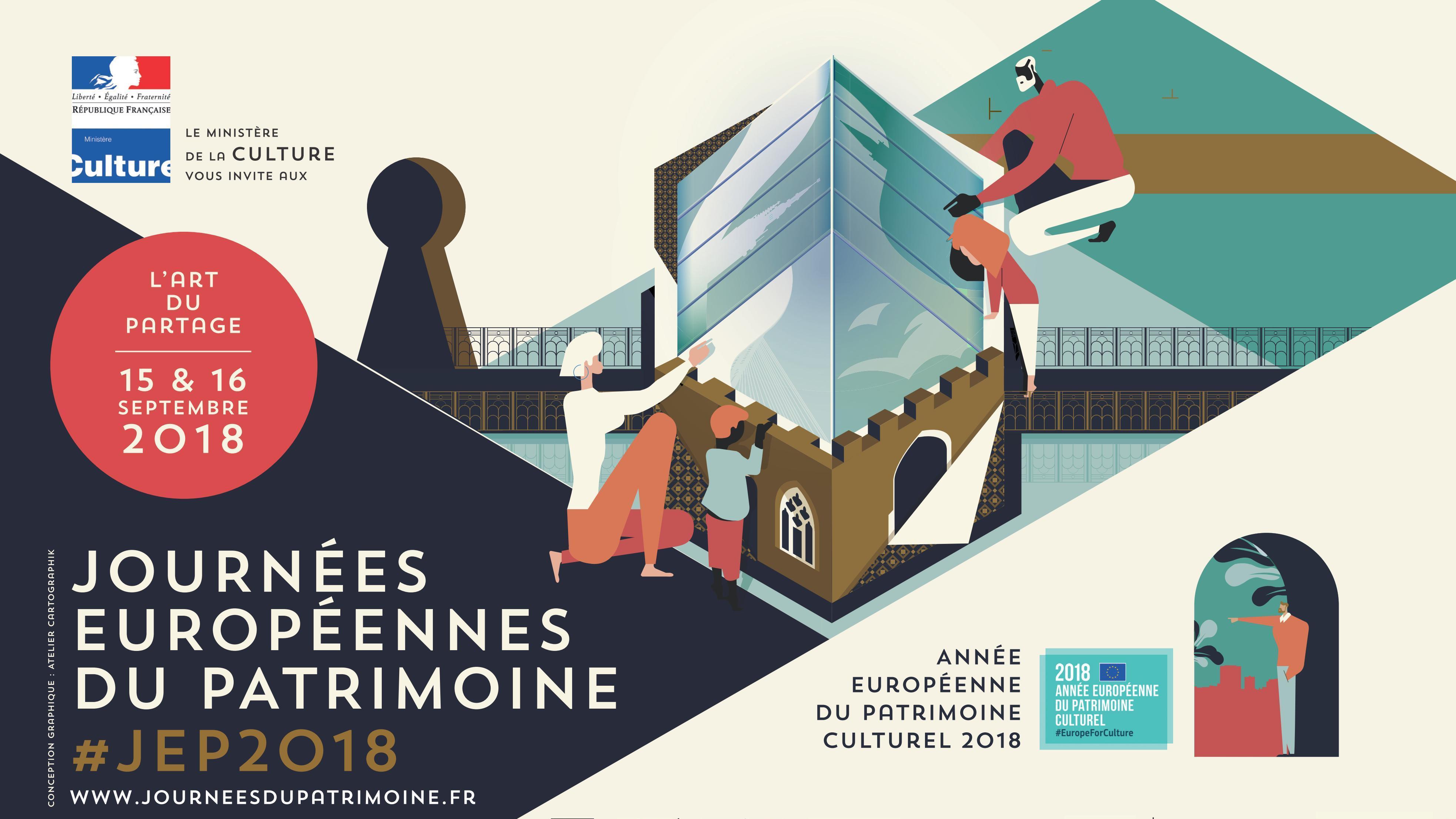Journées Européennes du Patrimoine 2018, Aquilon, château de Versigny