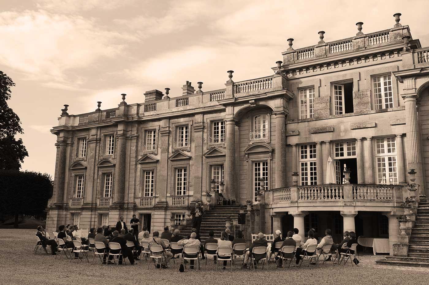 château de Versigny, inauguration livre, histoire, archéologie, architecture, paysage, tourisme Valois